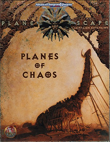 Planes of Chaos (Advanced Dungeons & Dragons, 2nd Edition: Planescape, Campaign Expansion/...