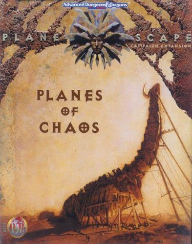 9781560768746: Planes of Chaos (Advanced Dungeons & Dragons, 2nd Edition: Planescape, Campaign Expansion/2603)