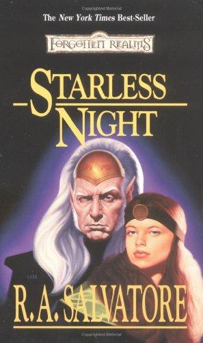 9781560768807: Starless Night: Legacy of the Drow, Book II