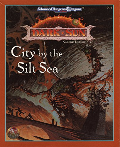 9781560768821: City by the Silt Sea (ADVANCED DUNGEONS & DRAGONS, 2ND EDITION)