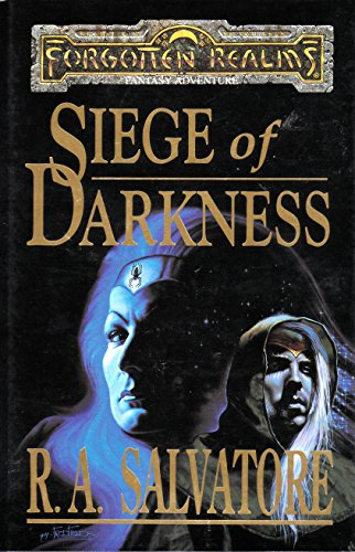 9781560768883: Siege of Darkness (Forgotten Realms: The Legend of Drizzt, Book IX)