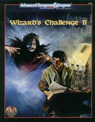 Wizard's Challenge II (Advanced Dungeons and Dragons,: Melka, Kevin