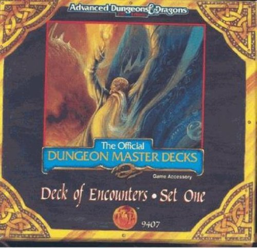 Deck of Encounters, Set 1: Advanced Dungeons and Dragons Accessory