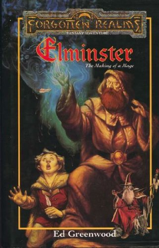 9781560769361: ELMINSTER: THE MAKING OF A MAGE (Forgotten Realms)