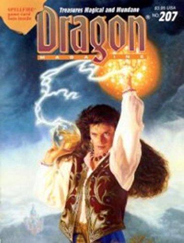 9781560769651: Dragon Magazine No 207 (Dungeons & Dragons)