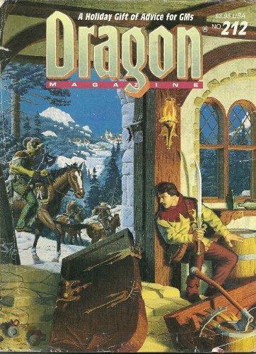 Dragon Magazine No 212 (Monthly Magazine)