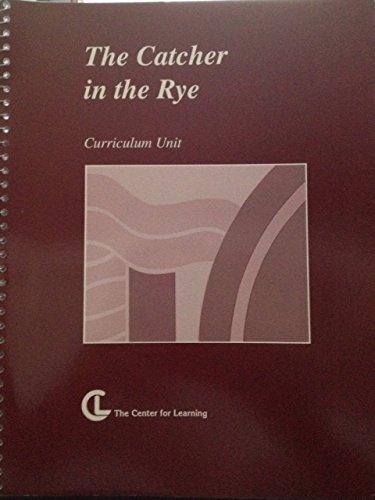 Catcher in the Rye: Miltner, Robert