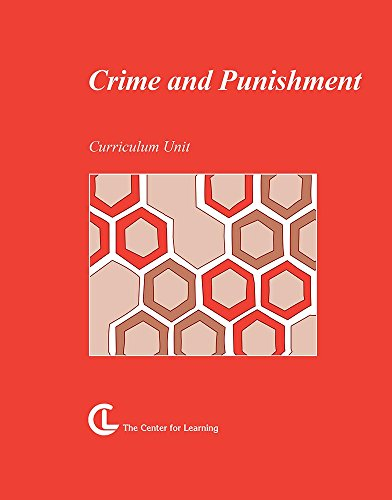 9781560771760: Crime and Punishment: Curriculum Unit