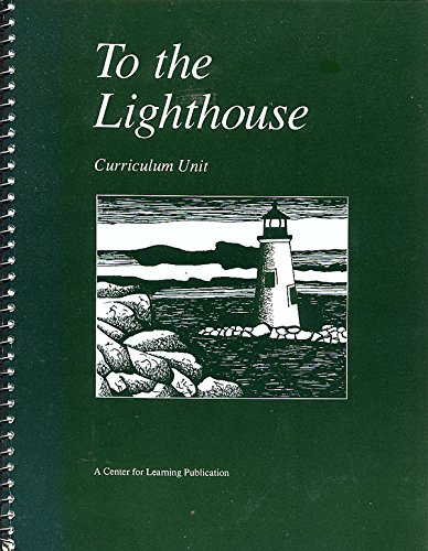 9781560771777: To the Lighthouse: Virginia Woolf Curriculum Unit