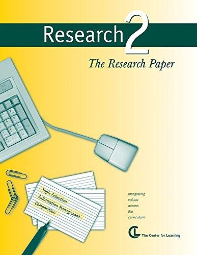 Research Paper 2: Chopra, Linda L.;