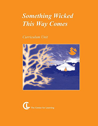 9781560776505: Something Wicked This Way Comes (Curriculum Unit)