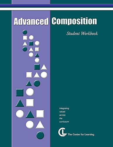 Advanced Composition (Student Workbook): James V. Connell,