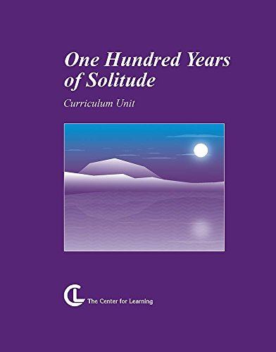 9781560777335: One Hundred Years of Solitude (Curriculum Unit)