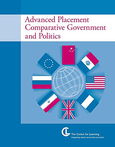 9781560778127: Comparative Government & Politics: Advanced Placement (Curriculum Unit)
