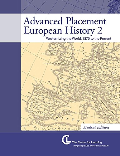 European History, Book 2 : Advanced Placement: Ober, Laurence M.,