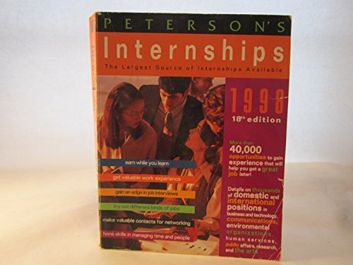 1991 Internships: 50,000 on the Job Training Opportunities for Students and Adults: Rushing, Brian ...