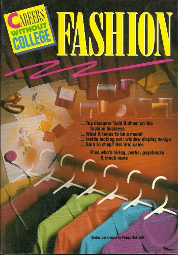 9781560792208: Fashion (Careers Without College)