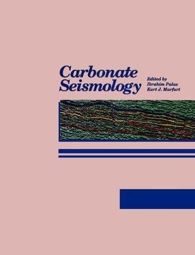9781560800385: Carbonate Seismology (Geophysical Development Series No. 6) (Geophysical Development Series, V. 6.)