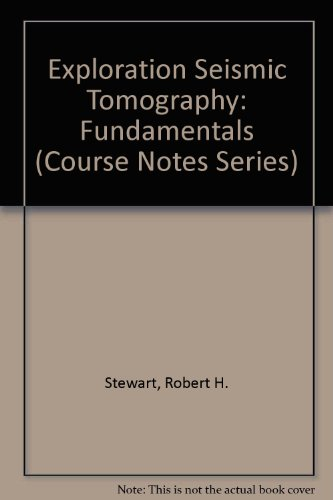 9781560800521: Exploration Seismic Tomography: Fundamentals (Course Notes Series)