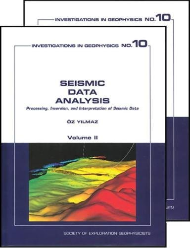 9781560800941: Seismic Data Analysis (Investigations in Geophysics)