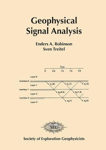 9781560801047: Geophysical Signal Analysis