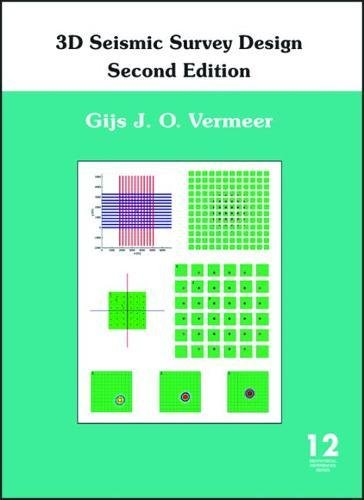 9781560803034: 3-D Seismic Survey Design, 2nd Edition (Geophysical References)
