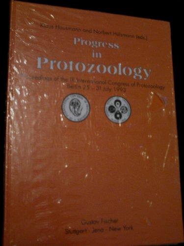 9781560813972: Progress in Protozoology: Proceedings of the IX International Congress of Protozoology, Berlin 1993