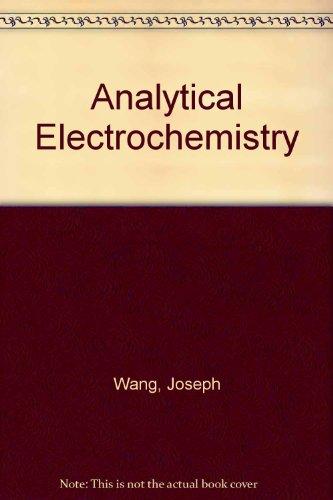 9781560815754: Analytical Electrochemistry