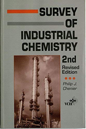 9781560816225: Survey of Industrial Chemistry