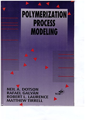 9781560816935: Polymerization Process Modeling (Methods in Stereochemical Analysis)