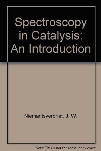 9781560817925: Spectroscopy in Catalysis: An Introduction