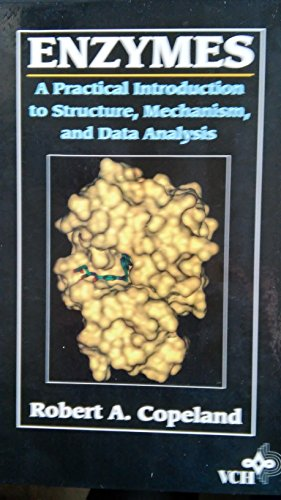 9781560819035: Enzymes: An Introduction to Structure, Mechanism and Data Analysis