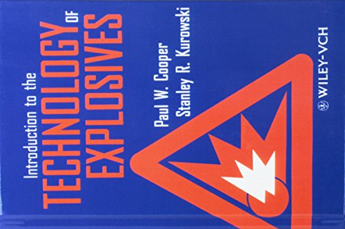 9781560819264: Introduction to the Technology of Explosives