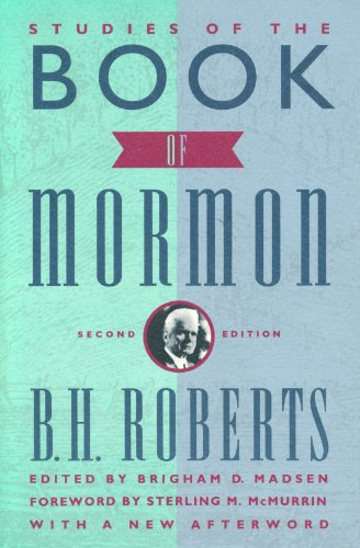 9781560850274: Studies of the Book of Mormon