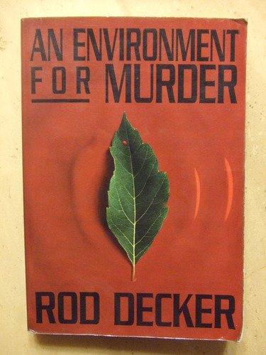 9781560850632: An Environment for Murder