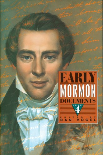 EARLY MORMON DOCUMENTS, VOLUME 3: Vogel, Dan Ed.