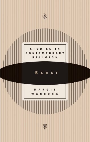 9781560851691: Baha'i: Studies in Contemporary Religion (Studies in Contemporary Religions, 5)
