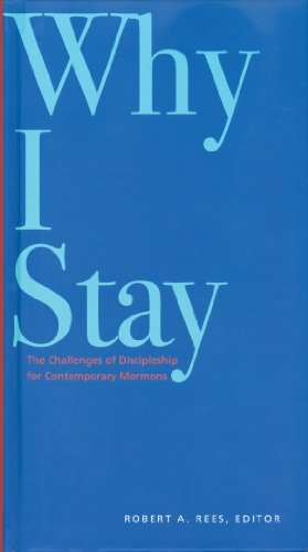 Why I Stay: Rees, Robert A.