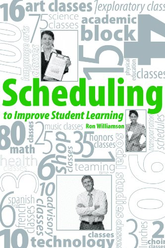 Scheduling to Improve Student Learning: Ron Williamson