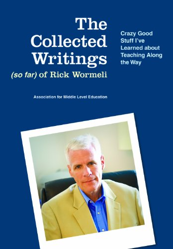 COLLECTED WRITINGS (SO FAR): WORMELI