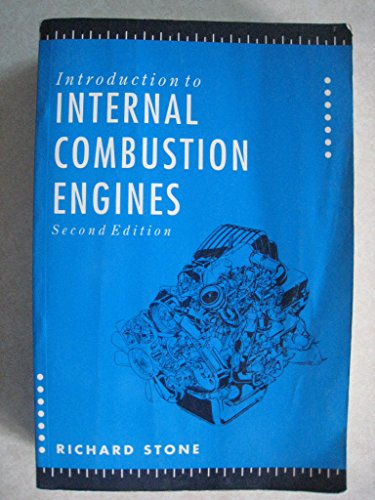 9781560913900: Introduction to Internal Combustion Engines