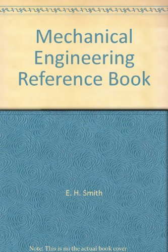 9781560914501: Mechanical Engineering Reference Book