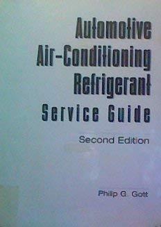 9781560915218: Automotive Air-Conditioning Refrigerant Service Guide