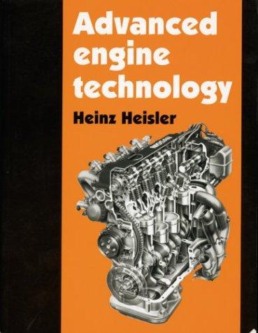 9781560917342: Advanced Engine Technology