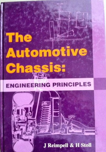 9781560917366: The Automotive Chassis: Engineering Principles