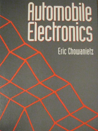 9781560917397: Automobile Electronics