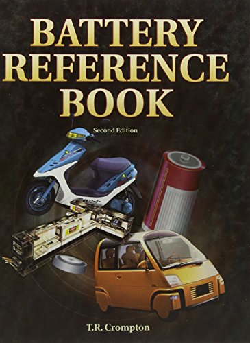 9781560918059: Battery Reference Book