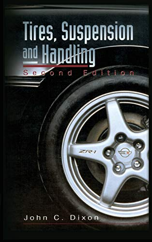 9781560918318: Tires, Suspension, and Handling, Second Edition [R-168]