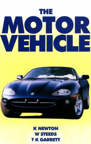 9781560918981: Motor Vehicle