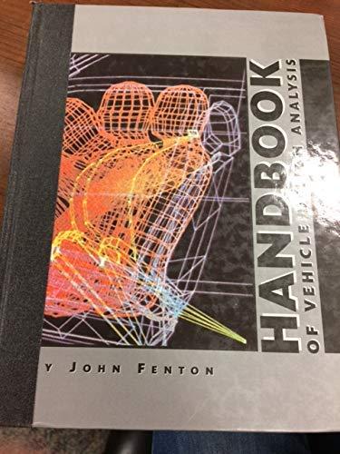 9781560919032: Handbook of Vehicle Design Analysis